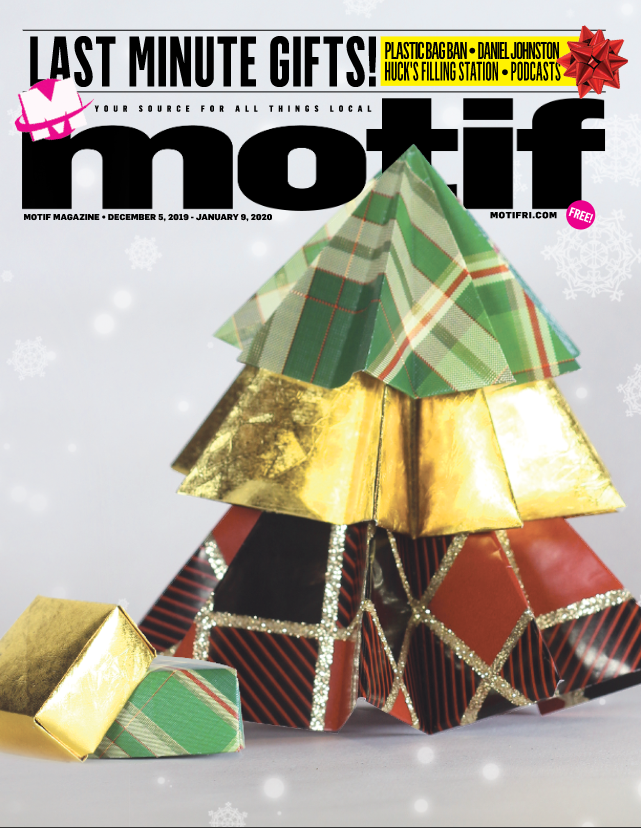 Motif Magazine - Last Minute Gifts 2019