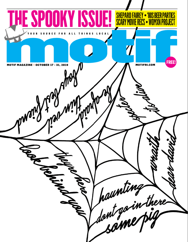 Motif Magazine - The Spooky Issue 2019