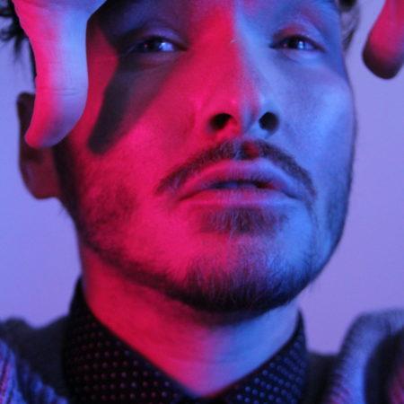 Alexander Wills - Portrait Photograph - Vapor Wave / Synthwave