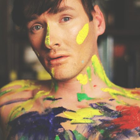 Alexander Wills - Painted Photoshoot